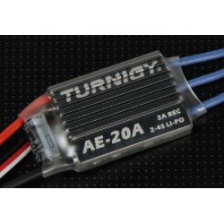 Turnigy AE-20A Brushless Regler 2A BEC_1033