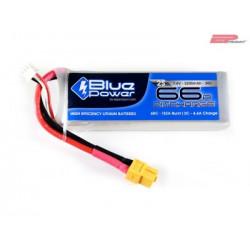 EP BluePower - 2S 7.4V 2200mAh 30C 66A (XT60)_12357