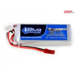 EP BluePower - 3S 11.1V 900mAh 30C 27A (JST)_12359