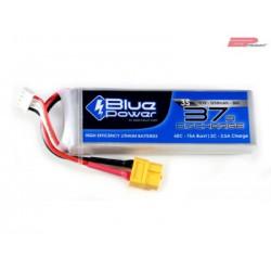 EP BluePower - 3S 11.1V 1250mAh 30C 37A (XT60)_12361