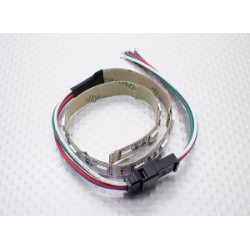 LED Rot, Grün, Blau (RGB) Strip 25cm_1268