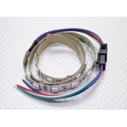 LED Rot, Grün, Blau (RGB) Strip 50cm_1269