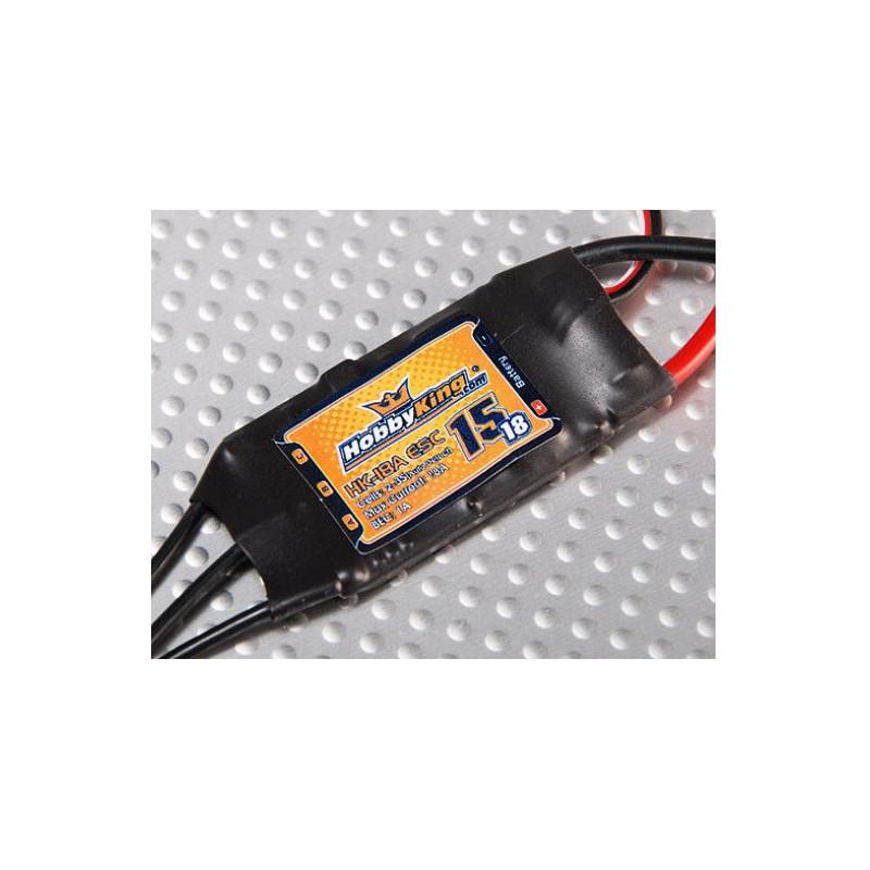 Brushlessregler 18A Hobbyking SS Series_15113