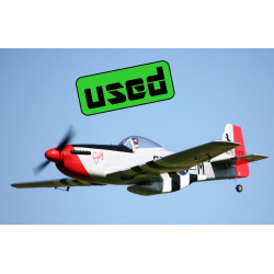 "Hyperion P-51D Mustang 1206mm ""Susy Edition""  flugfertig gebaut_15150"