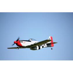 "Hyperion P-51D Mustang 1206mm ""Susy Edition""  flugfertig gebaut_15152"