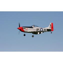 "Hyperion P-51D Mustang 1206mm ""Susy Edition""  flugfertig gebaut_15155"
