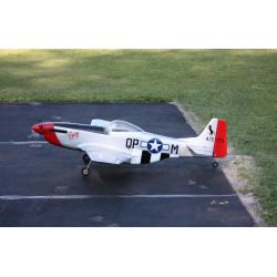 "Hyperion P-51D Mustang 1206mm ""Susy Edition""  flugfertig gebaut_15156"