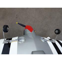 "Hyperion P-51D Mustang 1206mm ""Susy Edition""  flugfertig gebaut_15159"