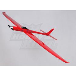 Dragon Red Electric RC Racing Glider - GFK Bausatz mit Antrieb & Servo_15193