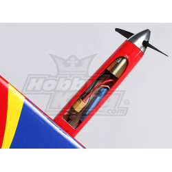 Dragon Red Electric RC Racing Glider - GFK Bausatz mit Antrieb & Servo_15194