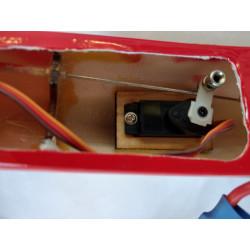 Dragon Red Electric RC Racing Glider - GFK Bausatz mit Antrieb & Servo_15199