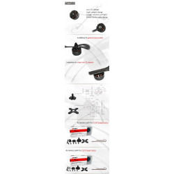 EMAX Set Multi Copter Motor MT2808 850KV 12N14P_15219