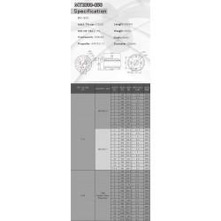 EMAX Set Multi Copter Motor MT2808 850KV 12N14P_15220