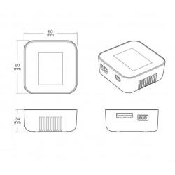 iSDT Q8 Ladegerät 500W 1-8S Smart Charger_15762
