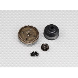 Differential Gear Case 1/10 Turnigy_9220